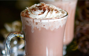 Brazilian Spiced Hot Chocolate