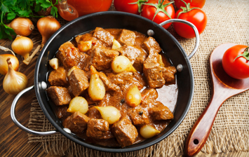 Greek Lamb Stifado