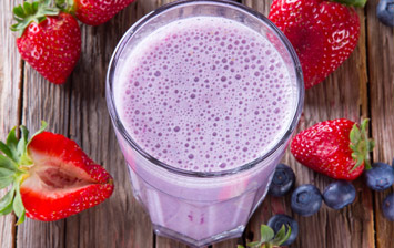 Berry Pear Smoothie