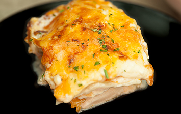 Chicken, Courgette and Butternut Squash Lasagne