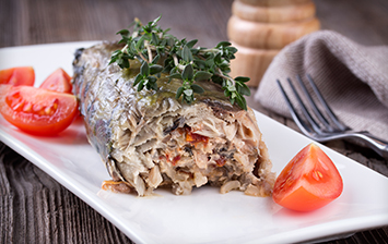 Stuffed Mackerel