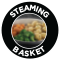 Steaming-basket