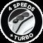4 sebességfokozat + turbó fokozat
