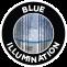Kék megvilágítás