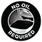 No Oil Required
