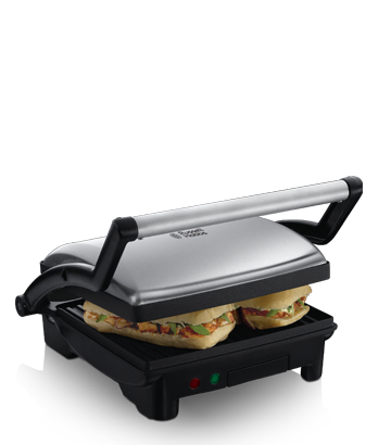 Russell Hobbs EU Cook@Home 3-in-1 Panini Maker/Grill & Griddle 17888-56
