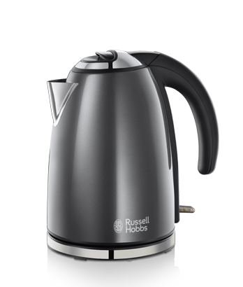 Russell Hobbs IE Colours Grey Kettle 18944