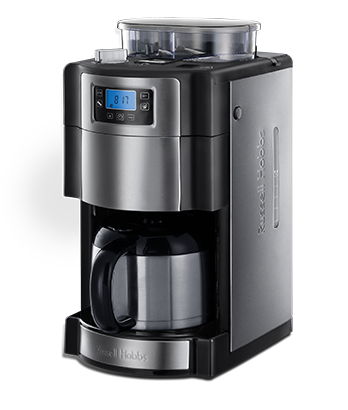 Russell Hobbs EU Buckingham Thermal Grind & Brew Coffee Maker 21430-56