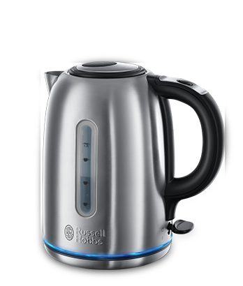 Russell Hobbs UK Buckingham Stainless Steel Quiet Boil Kettle 20460