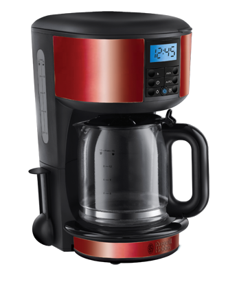 Russell Hobbs MT Legacy Red Coffee Maker 20682-56
