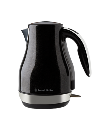Russell Hobbs AU Siena Kettle - Black Diamonds RHK42BLK