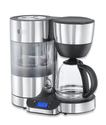 Russell Hobbs EU Clarity Coffee Maker  - Glass carafe 20770-56