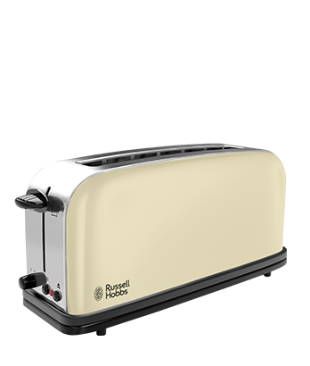 Brand Country e.g Russell Hobbs UK UA Classic Cream Long Slot Toaster 21395-56