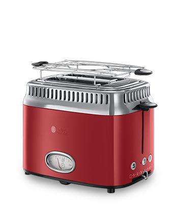Russell Hobbs IT Retro Ribbon Red 21680-56