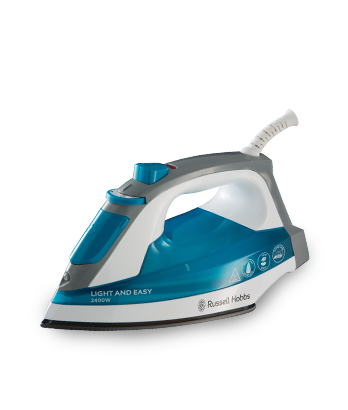 Russell Hobbs SI Supreme Steam Light & Easy Iron 23590-56