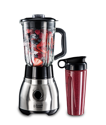 Russell Hobbs EU Stainless Steel 2 in 1 Blender 23821-56