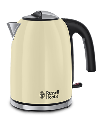 Russell Hobbs RU Чайник Colours Plus Classic Cream 20415-70