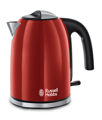Russell Hobbs ES Hervidor Flame Red (Colours Plus+) 20412-70