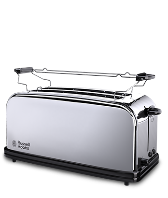Russell Hobbs SI Chester 4 Slice Long Slot toaster 23520-56
