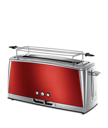 Brand Country e.g Russell Hobbs UK UA Тостер Luna Solar Red з довгими слотами 23250-56