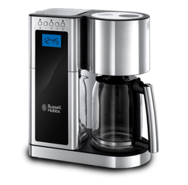 Russell Hobbs UK Elegance Coffee Maker 23370