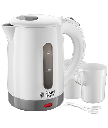 Brand Country e.g Russell Hobbs UK UA Travel Чайник 23840-70
