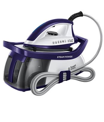 Russell Hobbs RU Парогенератор Steam Power Purple 24440-56