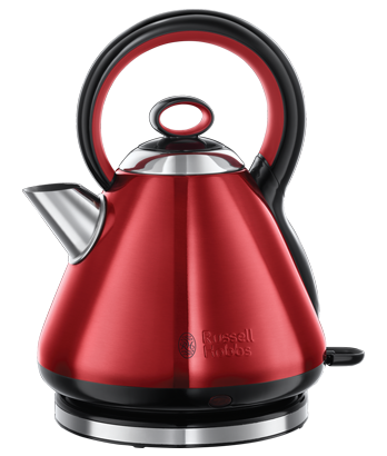 Brand Country e.g Russell Hobbs UK UA Чайник Legacy Red Quiet Boil 21885-70
