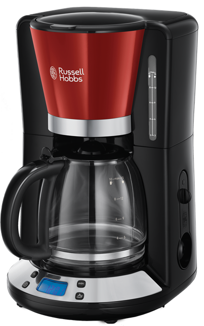 Russell Hobbs CZ Kávovar Colours Plus Red  24031-56
