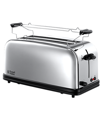 Russell Hobbs IT Victory 4 Slice Long Slot Toaster 23520-56