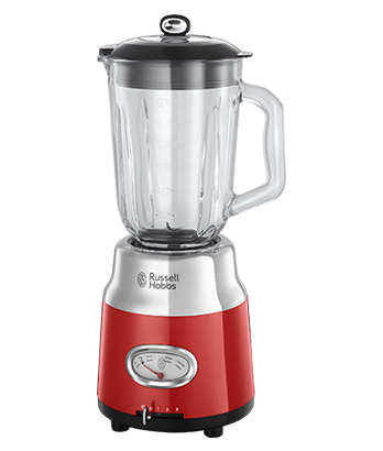 Russell Hobbs CZ Stolní mixér Retro Red 25190-56
