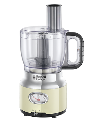 Brand Country e.g Russell Hobbs UK SE Retro Cream Food Processor 25182-56