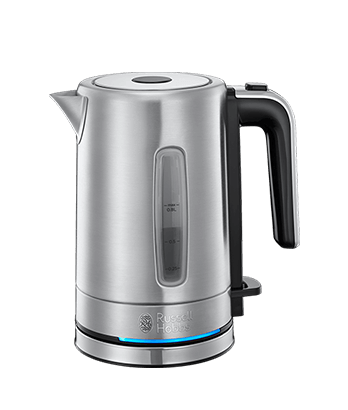 Russell Hobbs MT Compact Home Brushed Steel Kettle 24190-70