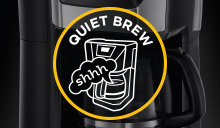 Quiet Brew Technology
