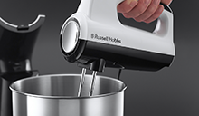 Dual Function - Can Be Used As A Handmixer