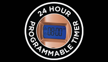 24 Hour Programmable Timer 24320
