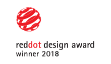Ocenění Red Dot Design Award 2018
