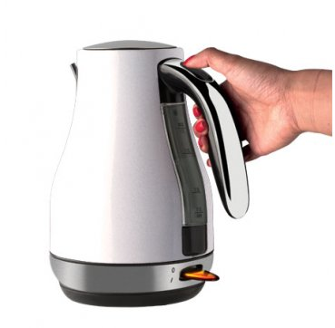 Russell Hobbs AU Siena Kettle - White Diamonds RHK42WHI