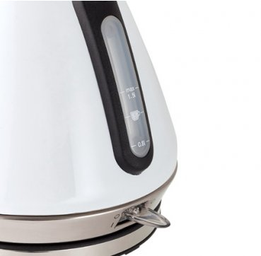 Russell Hobbs AU Heritage Vogue Kettle - White RHK52WHI