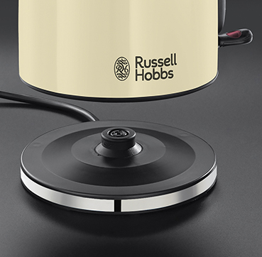 Russell Hobbs AT Colours Plus+ Classic Cream Wasserkocher 20415-70
