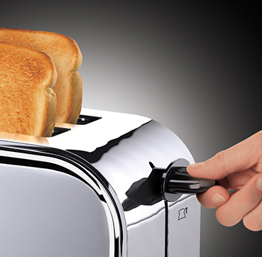 Russell Hobbs EU Chester 4 Slice Long Slot Toaster 23520-56