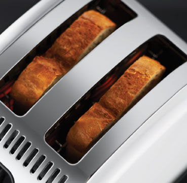 Russell Hobbs MT Legacy Floral 2 Slice Toaster 21973-56