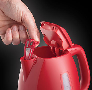Russell Hobbs IT Textures Red  21272-70