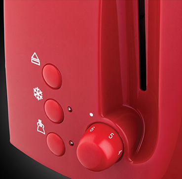 Russell Hobbs IT Textures Red 21642-56