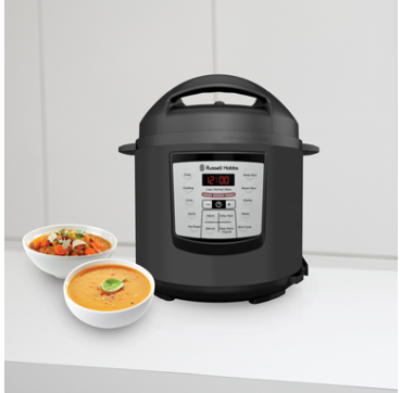 Russell Hobbs AU Express Chef Digital Multi Cooker - Black RHPC1000BLK