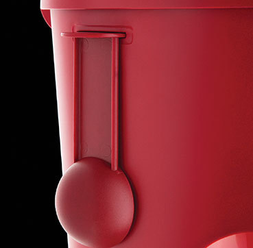 Russell Hobbs IT Textures Red  22611-56