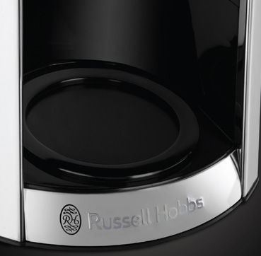 Russell Hobbs UK Luna Copper Accents Coffee Maker 24320