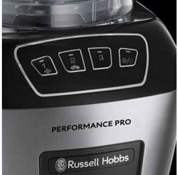 Brand Country e.g Russell Hobbs UK UA Кухонний комбайн Performance Pro 22270-56