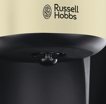 Russell Hobbs RU Кофеварка Colours Plus Classic  Cream 20135-56