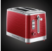 Russell Hobbs AU Inspire 2 Slice Toaster Red RHT112RED